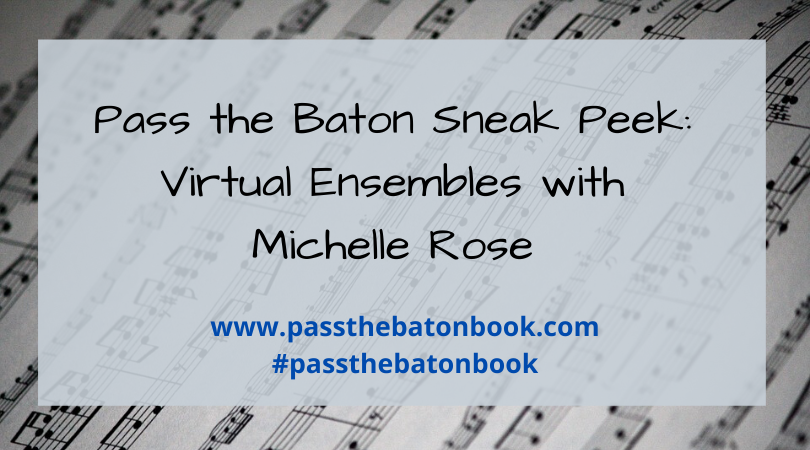 Pass the Baton Sneak Peek